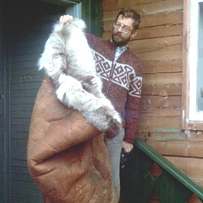 Trekking in Siberia